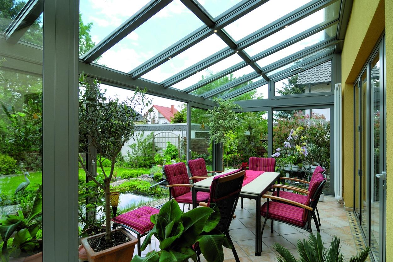 Wintergärten - Langels Bauelemente